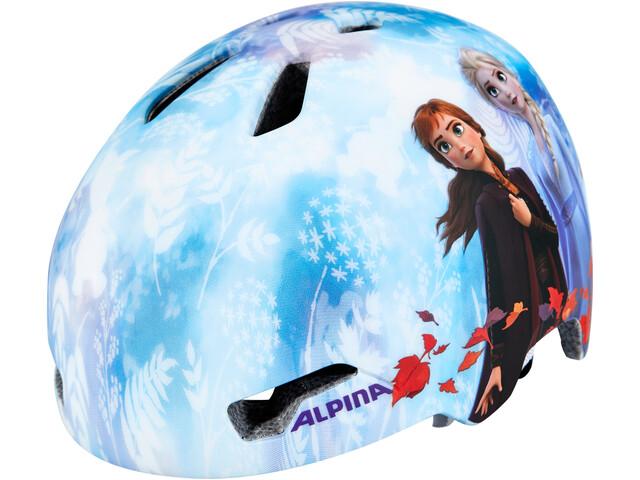Alpina Hackney Disney Helm Kinderen, Frozen II